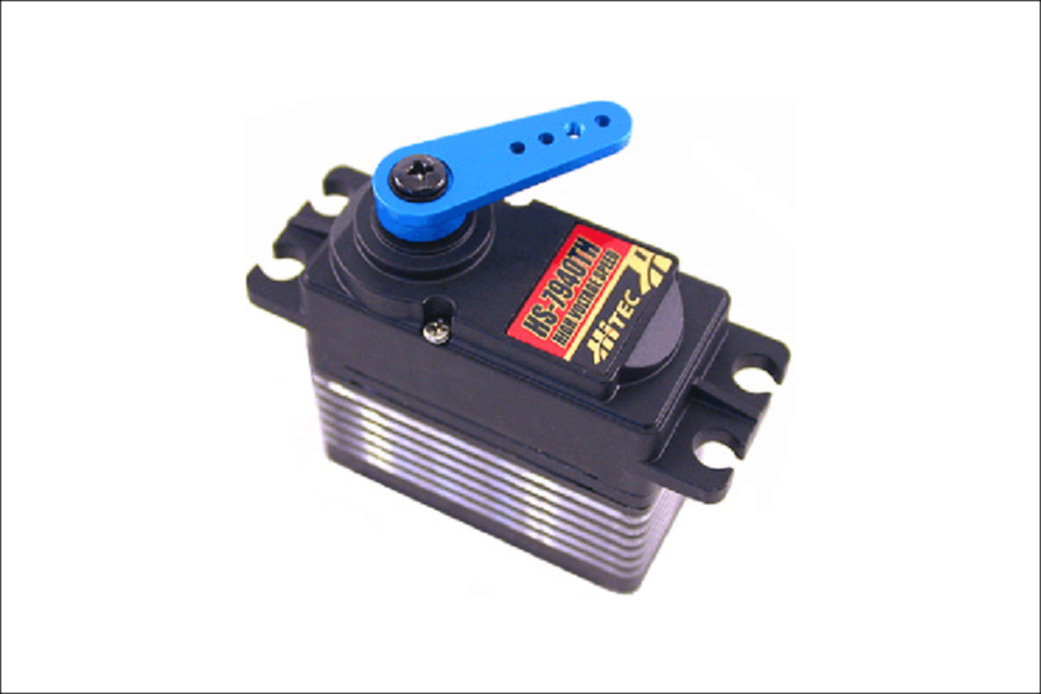 Hs 7940th digital high voltage ultra speed servo motor for High speed servo motor