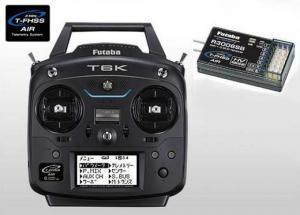 Futaba 6K 6-Channel 2.4GHz Computer Radio System