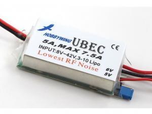 Hobbywing UBEC-5A-HV (2-10S)