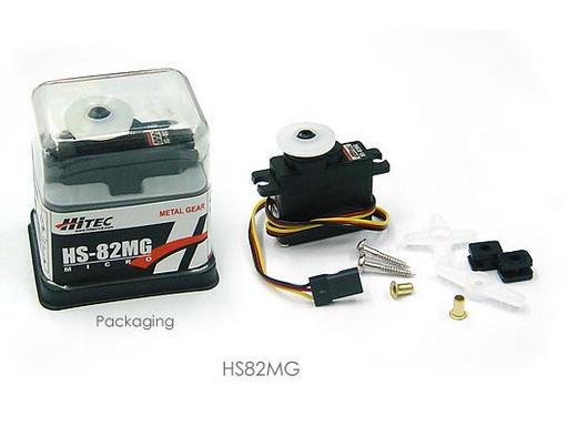 HS-82MG Standard Micro Servo Motor (Metal Gear)