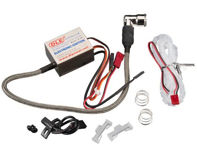 DLE Engines Electronic Ignition Module #4 DLE-20 - DLE