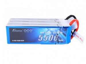 Gens ace 5500mAh 22.2V 60C 6S1P Lipo Battery