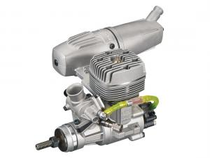OS GGT15 GASOLINE ENGINE W/E 4040 SILENCER