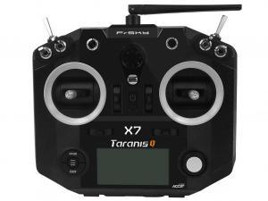 FrSky 2.4G ACCST Taranis Q X7 16 Channels Transmitter Black or White