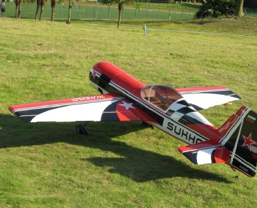 Yak 54 50E 55in Electric Plane ARF - [AEN514]