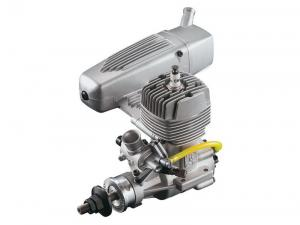 OS GT15 Gasoline Engine with E-4040 Silencer
