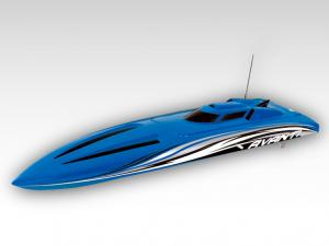 THUNDER TIGER Avanti Off-shore Deep Vee Electric Powered Racing Boat RTR