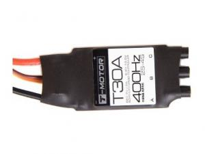 T-Motor T30A 2S-4S 400Hz ESC with 2A BEC