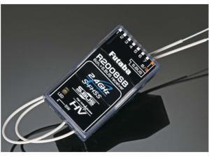 Futaba R2008SB 2.4GHz S.Bus S-FHSS 8-Channel Receiver