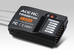TRS601DD 2.4GHz 6CH Receiver