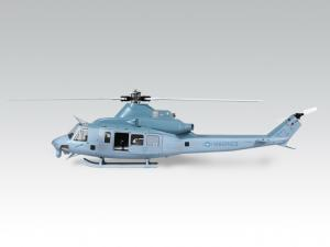THUNDER TIGER UH-1Y Fuselage (3872) R50 | Suitable for Thunder Tiger Raptor 50 Series