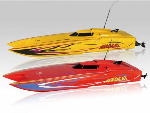 THUNDER TIGER Madcat Off-Shore Electric Powered Catamaran RTR