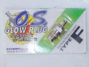 OS Type F Glow Plug (for four stroke engine only)