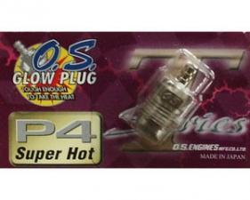 OS P4 Turbo Glow Plug