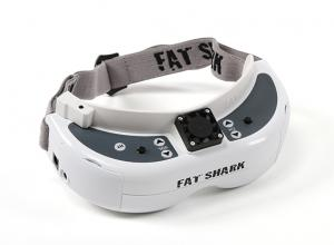 Fat Shark Dominator HD V2 modular SVGA FPV Headset