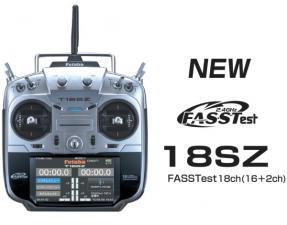 Futaba 18SZ FASSTest, FASST, T-FHSS, S-FHSS Radio System