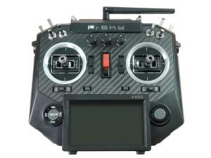 FrSky Horus X10S 16 Channels Transmitter (Carbon, Amber, and Silver)