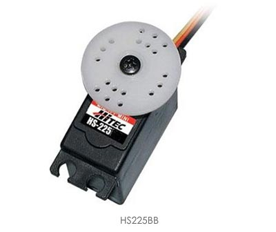 HS-225BB Mighty Mini Servo Motor (Nylon Gear)