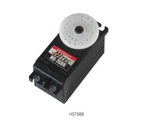 HS-75BB Retract Servo Motor (Nylon Gear)