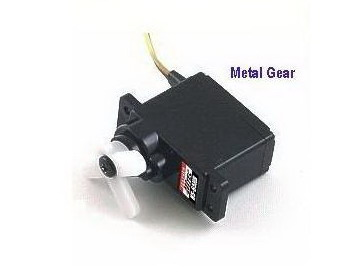 HS-65MG Mighty Feather Servo Motor (Metal Gear)